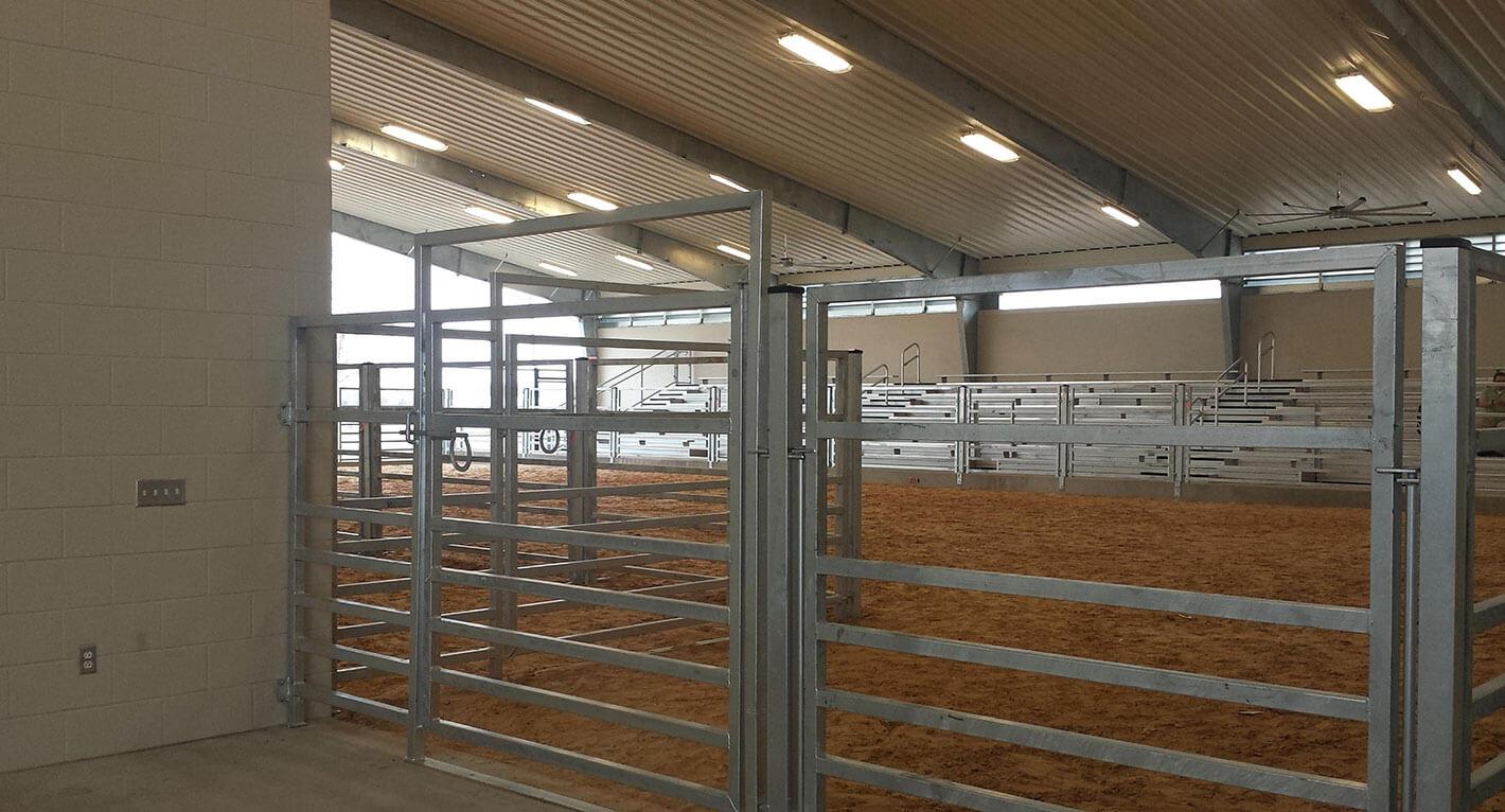 Bobby G. Verdine Agricultural Center