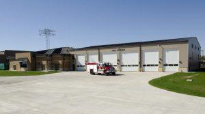 Ellington Field Fire Station