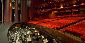 Wortham Center Orchestra Pit